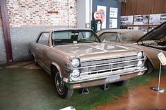 1966 AMC Ambassador DPL -- Virginia Museum of Transportation