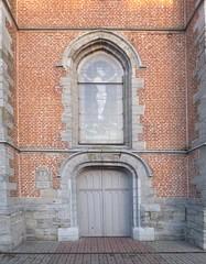 Leers-sud France  Église St Vaast  (3) - Photo of Leers