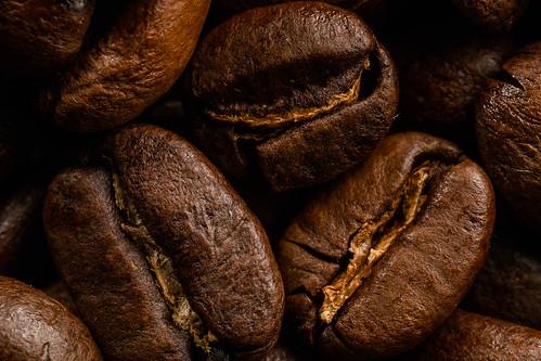 coffee bean triangle