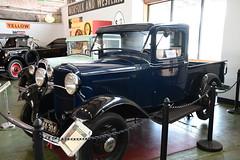 1932 Ford Model B Pickup Truck -- Virginia Museum of Transportation