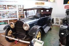 1923 Piedmont 4-30 Touring Car -- Virginia Museum of Transportation