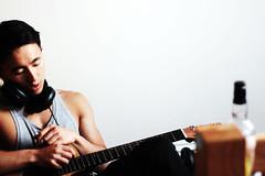 Man Playing Guitar Instrument Edited 2020