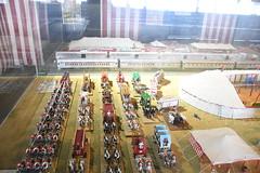 Scale model Circus exhibit at the Virginia Museum of Transportation