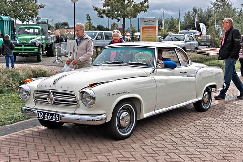 Borgward Isabella Coupé 1961 (3437)