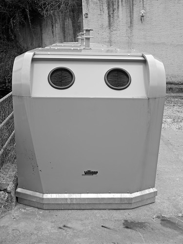 eyes on recycling