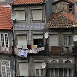 View From Cathedral Square, Porto, Northern Portugal by Sue Ould