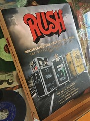 Rush : Wandering the Face of the Earth : The Official Touring History : 1968-2015 : Skip Daly (Author), Eric Hansen (Author), Richard Bienstock (Editor)