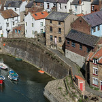 Staithes, North Yorkshire by Martin Parratt