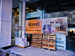 Novel Coworking in the Heard Building - Phoenix, Arizona