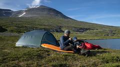 Trollheimen, Trollhetta behind. Norway