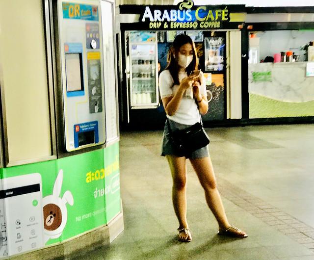 Surasak BTS Station