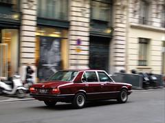 1974 BMW 520 (E12)