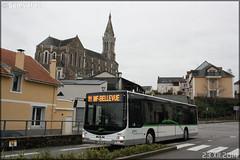 Man Lion's City – Transdev – CTA (Compagnie des Transports de l'Atlantique) (STAO PL, Société des Transports par Autocars de l'Ouest – Pays de la Loire) n°7847 / TAN (Transports en commun de l'Agglomération Nantaise) n°9079