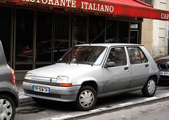 1988 Renault 5 1.2
