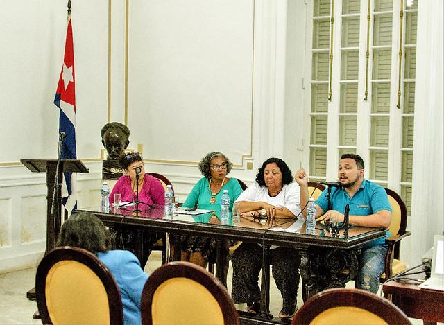 Participação da Rede na Feira do Livro de Havana, em Cuba - Créditos: Divulgação