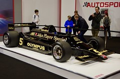 Mario Andretti 1978 World Championship Winning Lotus 79