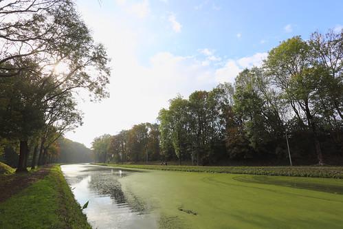 Four Lifts on the Canal, La Louvière, Belgium