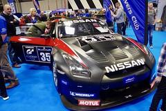Michael Krumm's Nissan GT-R