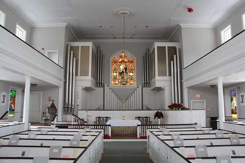 St. Andrew Episcopal Church – Hanover, Massachusetts