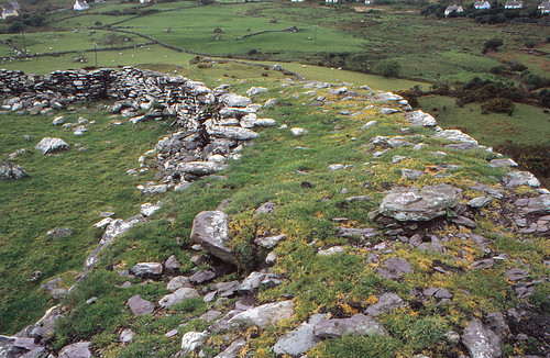 Caherdaniel Stone Fort