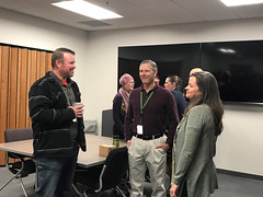 WAPA senior management meets with DSW employees