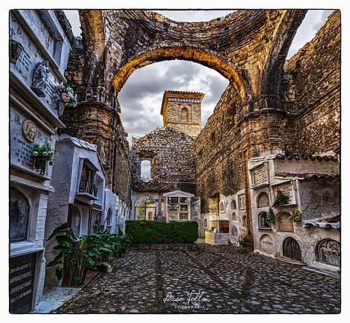 Cementerio peculiar.