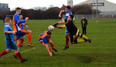 Blackpool Alliance Sunday League Football 12.01.2020