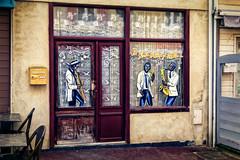Pub Bar Music Window France Edited 2020