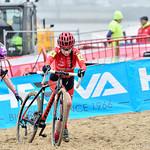 BK Cyclocross Antwerpen Dames U 17 / Junioren 12-01-2020