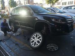 LC9X (2T) Deep Black Pearl 2012 VW Tiguan 5N Trend&Fun 2.0TSi 4Motion