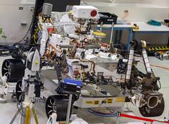 Mars2020 in the JPL clean room