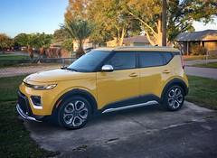 My New 2020 Kia Soul XLine