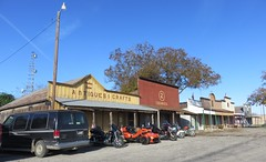 Downtown Kingsbury, Texas