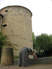 FR11 5576 Baby James. Château des Ducs de Joyeuse. Couiza, Aude