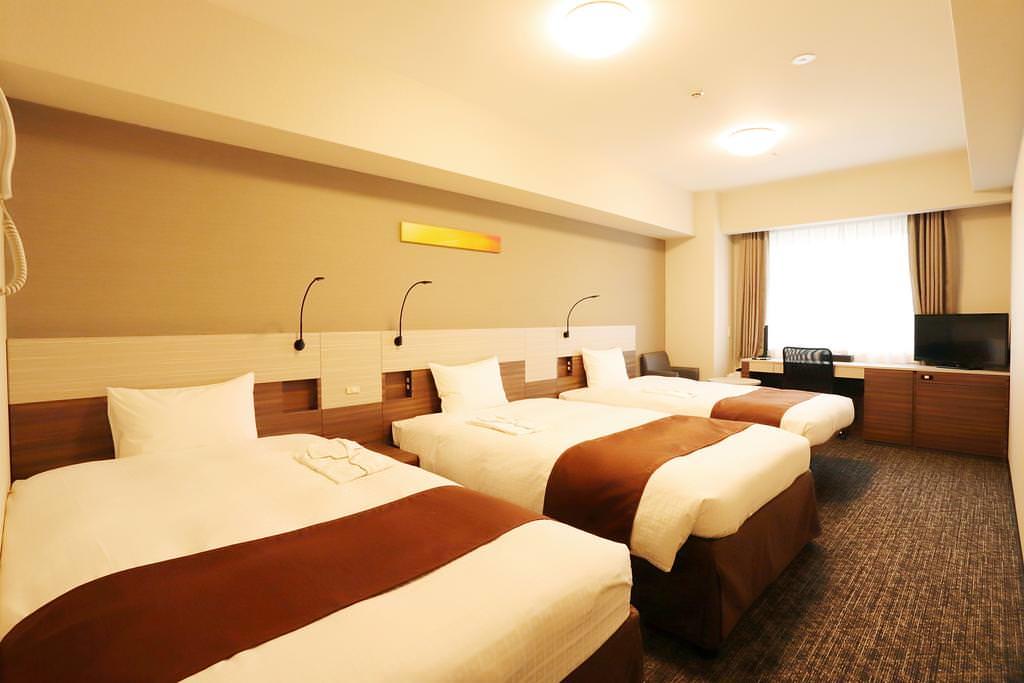 Smile Hotel Premium Osaka Higashishinsaibashi 3
