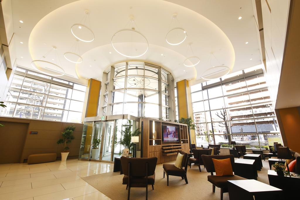 Oakwood Hotel & Apartments Shin-Osaka 2