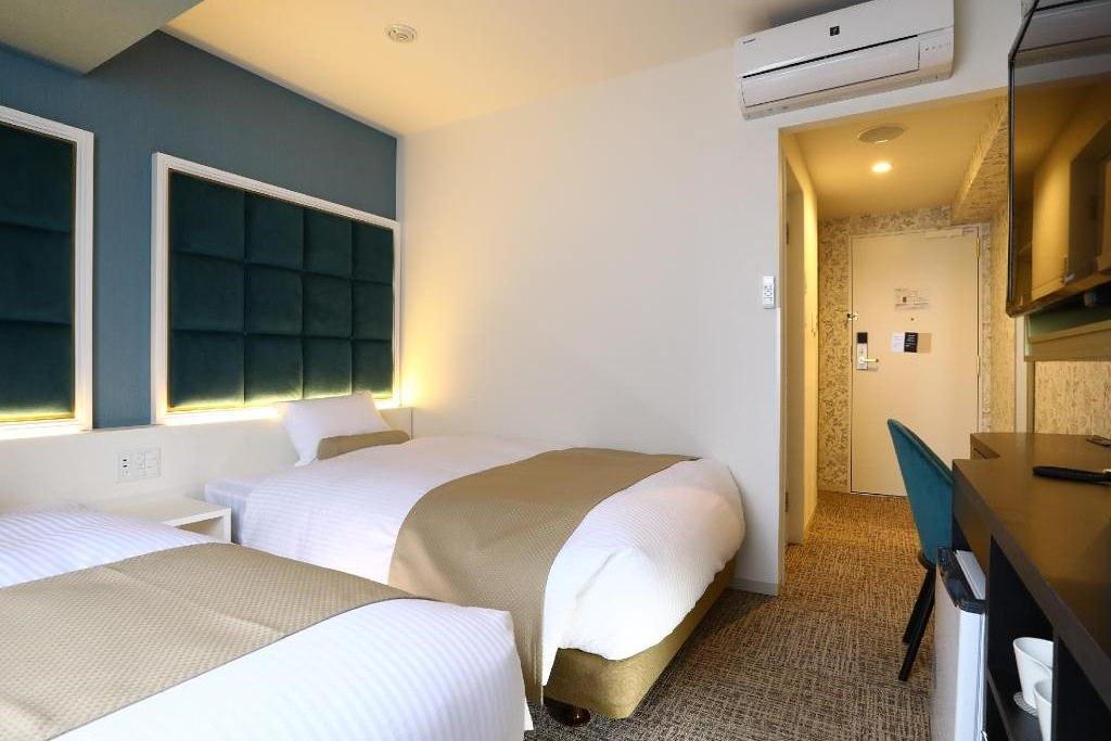 Hotel Wing International Select Osaka Umeda 3