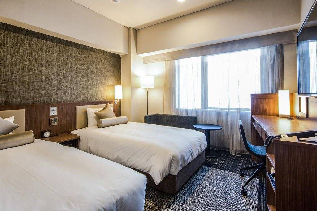 HOTEL UNIZO Osaka Shinsaibashi 3