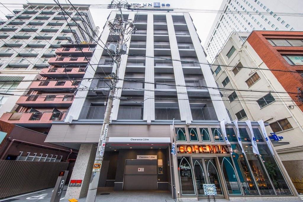 HOTEL UNIZO Osaka Shinsaibashi 1
