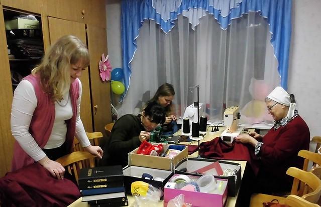 Кружок кройки и шитья для взрослых