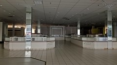 Former JCPenney at Lakeforest Mall