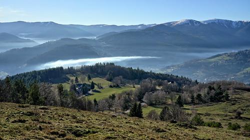 Vosges summits