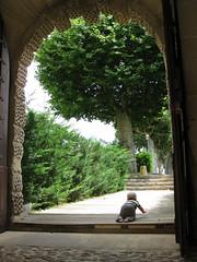 FR11 5540 Baby James. Château des Ducs de Joyeuse. Couiza, Aude