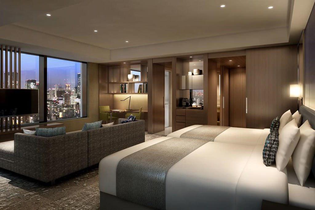 The Royal Park Hotel Iconic Osaka Midosuji 3