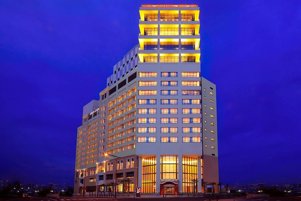 Hotel Universal Port Vita 1