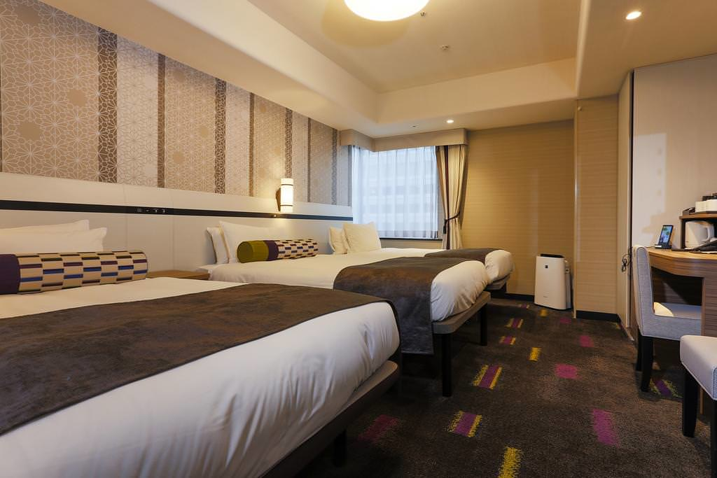 Hotel Monterey Le Frere Osaka 3