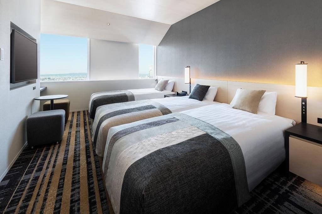 Hotel Hankyu RESPIRE OSAKA 4