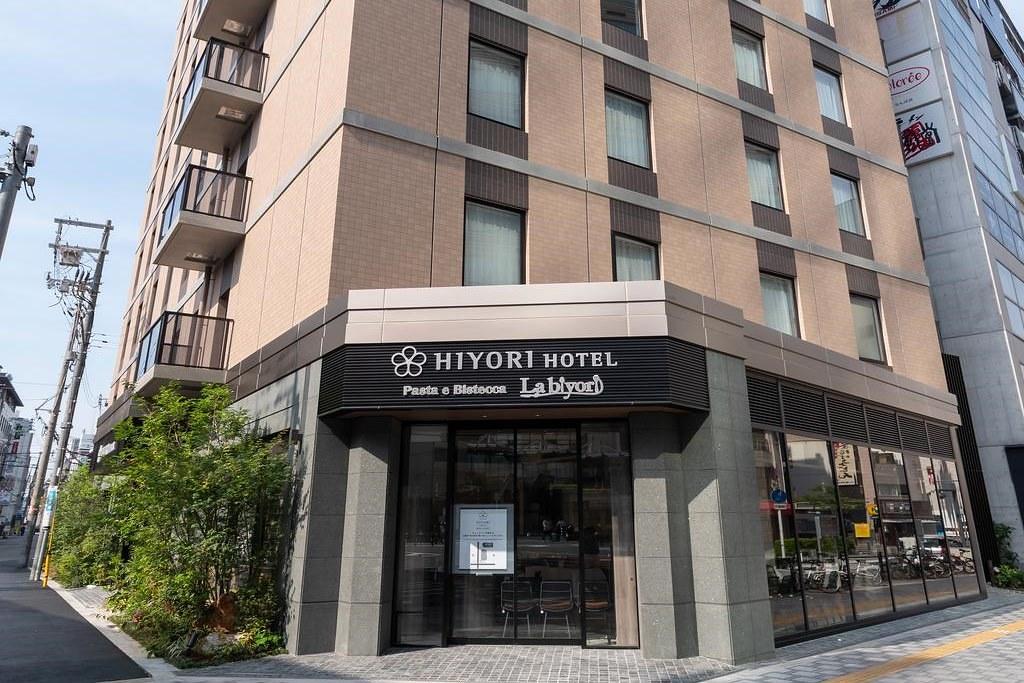 Hiyori Hotel Osaka Namba Station 1