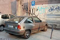 Opel Kadett E 1.6i
