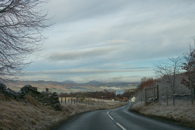 General Wade's Military Road, Near Aberfeldy